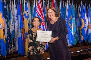 Councillor Melanie Mason, Bowen Island Municipality, Level 1