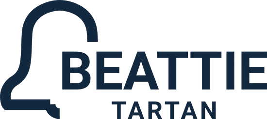 BeattieTartan Logo - transparent blue (1)